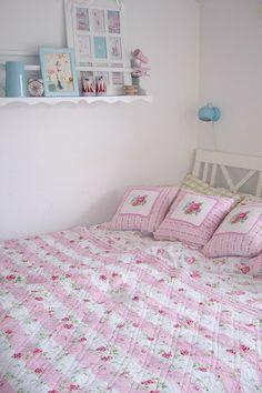 Lulufant: Soveværelset