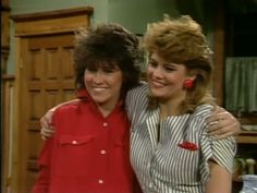 Jo and Blair Facts Of Life Cast, Nancy Mckeon, Charlotte Rae, Life Tv, Family Tv, 80s Aesthetic, Days Of Our Lives, Favorite Tv Shows, 1980s