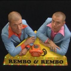 Rembo en Rembo