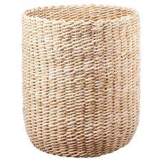 Nice planter potential - Large Woven Basket - Tan - Threshold™ : Target