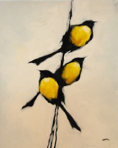 Harold Braul - Bird Series