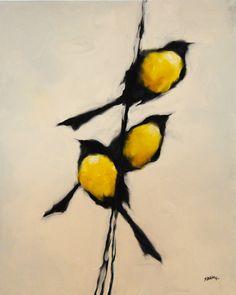 Harold Braul - Bird Series