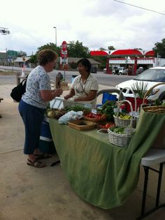 Thursday is Market Day at Sage Gardens Farmer's Market in Bandera, Texas 8am - 1pm in front of Sid's Main Street BBQ at 702 Main Street http://www.farmersmarketonline.com/fm/SageGardensFarmersMarket.html