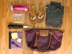 6 things every intern should have in their bag.