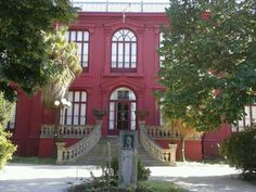 Sofia Mello Breyner Andersen`s house - Botanic Garden , Porto city.