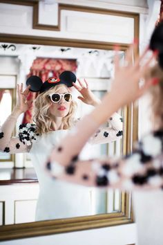 •Disneyland Photoshoot•