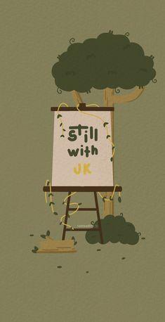 Bts Wallpaper Lyrics, Army Wallpaper, Soft Wallpaper, Green Wallpaper, Kawaii Wallpaper, Wallpaper Iphone Cute, Cartoon Wallpaper, Cute Wallpapers, Bts Backgrounds