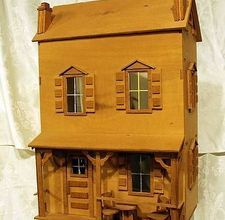 How To Make Wooden Dollhouse Furniture