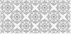 Black Work Embroidery Designs Patterns