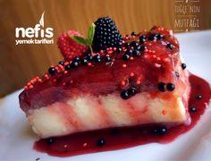 Muhteşem Yaz Pastası (Pratik ve Leziz)