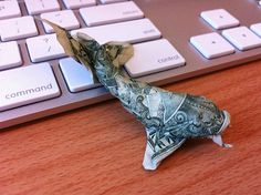 Origami Koi Fish. I would like to learn this one....pretty neat