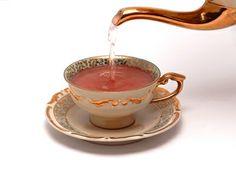Victorian Tea Table Etiquette