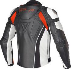 Dainese Super Speed C2 Leather Jacket Perforated - FC-Moto English