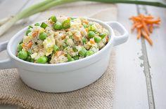Recipe:+Quinoa+and+Vegetable+Stir+Fry
