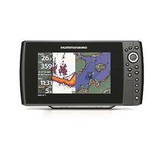 409920-1 Humminbird Helix 9 Sonar Fishfinder GPS
