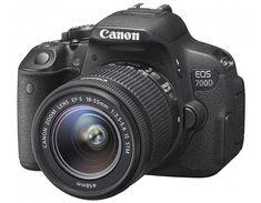 Canon EOS 700D (© Canon) MSN - DSLR Cameras for beginners.