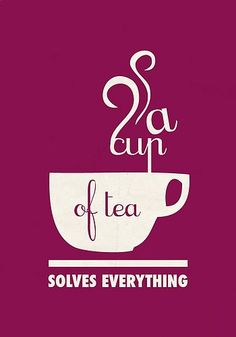 A cup solves everything