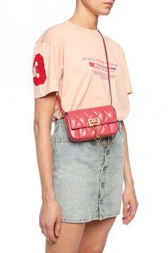 Logo shoulder bag, zdjęcie 1 Givenchy, Logo, Fashion, Moda, Logos, Fashion Styles, Fashion Illustrations, Environmental Print