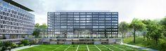 AZC- Extension du siège de l'OMS - Genève - Suisse