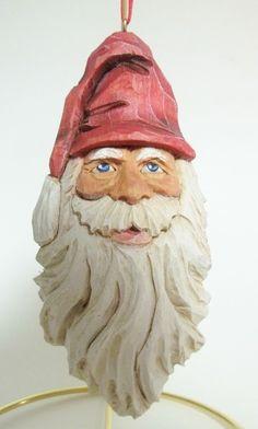 2011 Santa Ornament