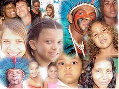 A composição étnica da população brasileira - Educador Brasil Escola