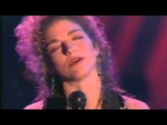 Gloria Estefan - Si Voy a Perderte (Official Music Video) - YouTube **** MMMM.