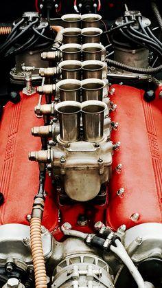 1957 Ferrari Testarossa - photo by Nathaniel Martin Ferrari Racing, Ferrari Car, Automotive Photography, Car Photography, Classic Motors, Classic Cars, Diesel Punk, Sport Cars, Race Cars