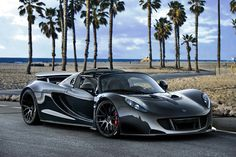 From Hennessey comes the announcement of a new supercar called the Venom GT Spyder, which is an