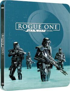 Rogue One: A Star Wars Story 3D (Includes 2D Version) Zavvi Exclusive Limited Edition Steelbook: Image 21