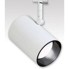 Lightolier Basic Cylinder Par38 White - 6353