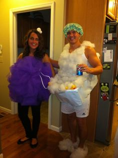 couple halloween costume idea creative - Creative Halloween Costume Idea