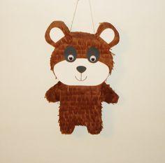 Bear Pinata. by pinatas20 on Etsy
