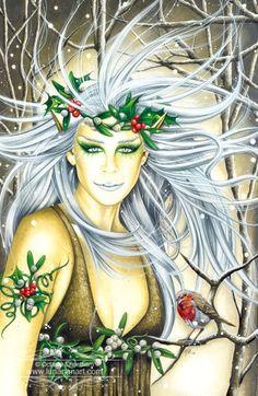 Yule Snow Queen