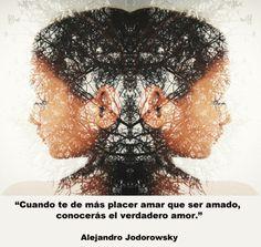 Alejandro Jodorowsky: 12 frases – respuestas sobre el amor | PLANO CREATIVO