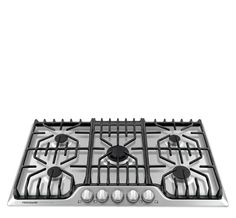 in Stainless Steel by Frigidaire in Harvey, LA - Frigidaire Professional Gas Cooktop with Griddle Kitchen Stove, Kitchen Appliances, Island Cooktop, Home Appliance Store, Beach Kitchens, Beverage Center, Modern Kitchen Design, Kitchen Designs, Griddles