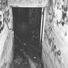 The entrance to Ted Bundy\'s cellar                                                                                                                                                     More
