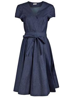 Denim dress I am looking for...