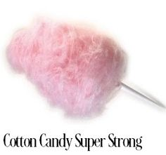 JUST SCENT COTTON CANDY - SUPER STRONG Fragrance Oil - A BEST SELLER!The ultimate sweet spun sugar confection! A new stronger blend! Sweet and fruity cotton candy scent. A blend of fresh strawberry, sugar and sweet vanilla. Takes you back to your childhood!  Great in soy and safe for bath and body 200 Degree FP Vanillin Content - 0 PHTHALATE FREE Vegan Friendly