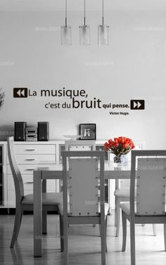 Sticker citations : La musique, c'est du bruit qui pense    http://www.idzif.com/idzif-deco/stickers-muraux/stickers-citations/produit-stickers-citations-la-musique-c-est-du-bruit-qui-pense-1922.html?id_article=1922_gabarit=0