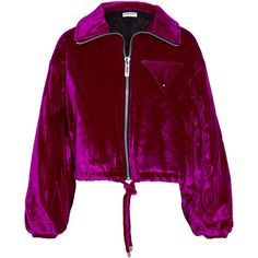 Opening Ceremony Croc-effect cotton-blend velvet bomber jacket ($550) ❤ liked on Polyvore featuring outerwear, jackets, bomber jacket, blouson jacket, red jacket, shiny jacket, velvet jacket and red zip jacket