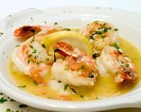 Garlic Festival® Foods : : Garlic Recipes ~ Garlicky Shrimp Scampi