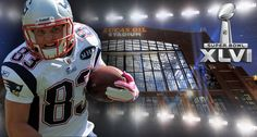 Going to the Super Bowl! Love this with Welker!
