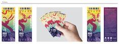 Ticket design (Rio Olympics)