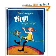 Astrid Lindgren - Pippi Langstrumpf