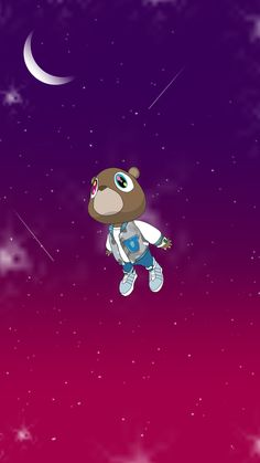 Iphone Wallpaper Kanye, Kanye West Wallpaper, Aesthetic Iphone Wallpaper, Yeezus Wallpaper, Cover Wallpaper, Bear Wallpaper, Kid Cudi Wallpaper, Kanye West Album Cover, Music Album Covers