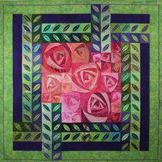 Rose Patch by Karen Eckmeier