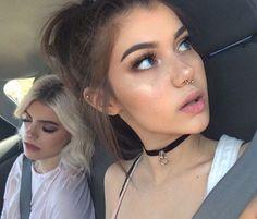 Imagen de girl, makeup, and sahar luna