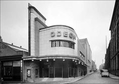 Odeon Theatre, Hanley - built in 1937