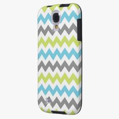 Love it! This Colorful Chevron Samsung Galaxy S4 Case is completely customizable and ready to be personalized or purchased as is. It's a perfect gift for you or your friends.