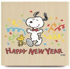 PEANUTS : Happy New Year